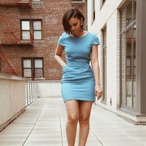 H&am Fashionstar Winner— Open Back Dress